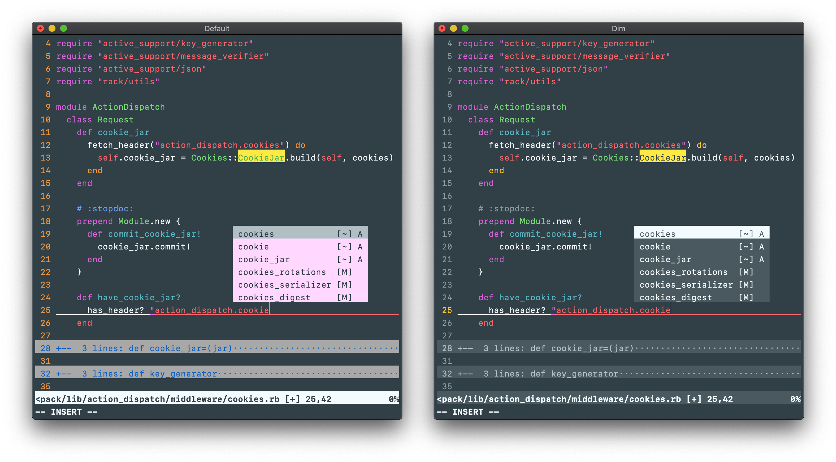 Consistent terminal colors with 16-ANSI-color Vim themes
